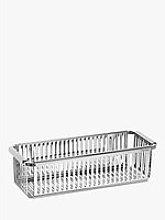 Robert Welch Single Rectangular Shower Basket
