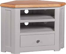 Roberta Corner TV Cabinet