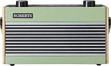 Roberts Rambler Retro DAB Bluetooth Radio - Green