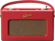 Roberts Revival RD70 DAB / DAB+ / FM Radio - Red