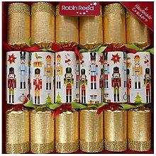 Robin Reed Crackers - Traditional Nutcracker - 12