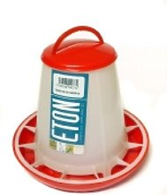 Robust Plastic Feeder With Lid (1kg)