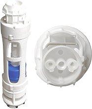Roca D2D New Style Dual Flush Toilet Valve