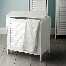 Rochelle Cabinet Laundry Bin Brambly Cottage