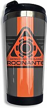 Rocinante Logo Vacuum Insulated Stainless Steel