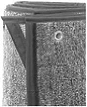 Rockbag - Drum Rug large, 200 x 200 cm