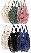 RockImpact 12-Pack Reuseable Cotton Net Mesh