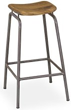 Rocklin 65cm Bar Stool Borough Wharf