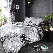 Rockview Dark Tropical Percale Duvet Cover Set Bay