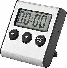 Rockyin Digital Wall Clock, Digital Kitchen Timer