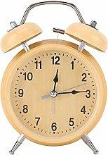 Rockyin Retro Mechanical Alarm Clock Manual Wind