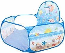 Rodipu Play Tent, Foldable Cartoon Crawl Playpen