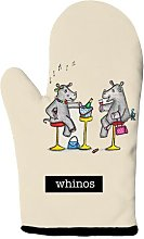 Rodrigues Oven Gloves (Set of 2) Happy Larry