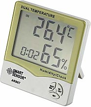 Roeam AR867 Digital Hygrometer, Thermometer Dual