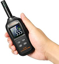 Roeam Digital Temperature and Humidity Meter,