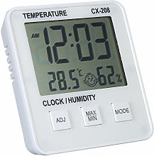Roeam Temperature and Humidity Instrument,LCD