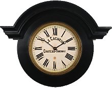 Roger Lacelles, Chateau Framed Wall Clock