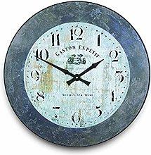 Roger Lascelles Clocks Wall Clock, Grey, L