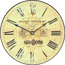 Roger Lascelles, French Antique Wall Clock