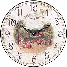 Roger Lascelles, French Wall Clock