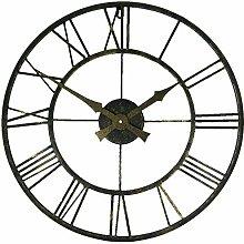Roger Lascelles, Outdoor/Indoor Metal Clock