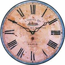 Roger Lascelles, Paris Hotel Wall Clock