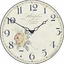 Roger Lascelles, Rose Wall Clock