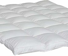 Rohi 4ft Small Double Mattress Topper Full Down