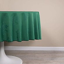 Rohi Damask Rose Polyester Tablecloth Table Covers