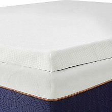 Rohi Memory Foam Mattress Topper 3 Inch King Size,