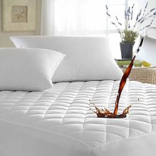 Rohi Quilted Waterproof Mattress Protector Super