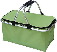 ROKOO Folding Picnic Camping Shopping Basket