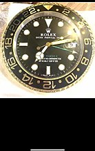 ROLEX GMT MASTER 2 OYSTER PERPETUAL DEALER DISPLAY