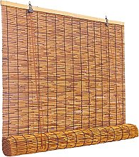 Roller Blinds,Natural Reed Curtain,Vintage Bamboo