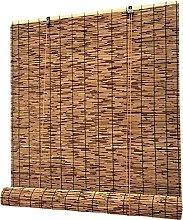 Roller Blinds,Natural Reed Curtain,Vintage Natural