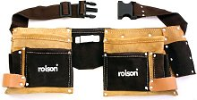 Rolson 68628 2 t Double Tool Pouch