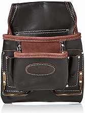 Rolson 68876 Single Tool Pouch, Brown