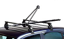 Rolson Premium Bike Roof Rack