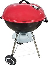 ROM Products 17 Inch Outdoor Grill, Portable And