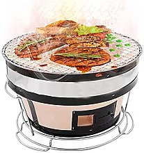 ROM Products Mini Charcoal Grill - japanese-Style