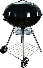 ROM Products Outdoor 22 Inch Barbecue Grill, Round
