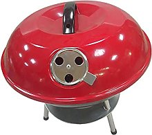 ROM Products Portable Charcoal Grill with Adjust