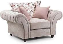 Roma Chesterfield Chair Premier Sofa Wholesalers