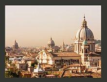 Rome Bird's Eye View 231cm x 300cm Wallpaper