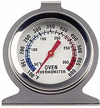 Romote Stainless Steel Oven Thermometer - Hang or
