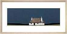 Ron Lawson - North Uist Scotland Framed Print &