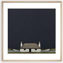Ron Lawson - South Uist Scotland Framed Print &