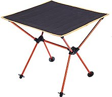 Rongchuang Folding Camping Table, Outdoor Foldable