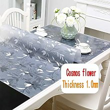 RONGER Waterproof PVC Tablecloth Table Cloth