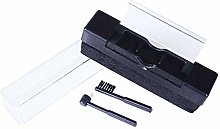 rongweiwang Vinyl Record Cleaning Brush Set Record